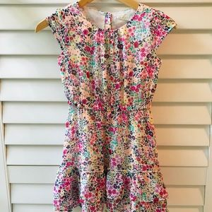Girls' Crazy 8 Floral Dress - Size 7